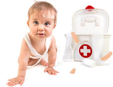 EHBO kind – Bij jouw thuis